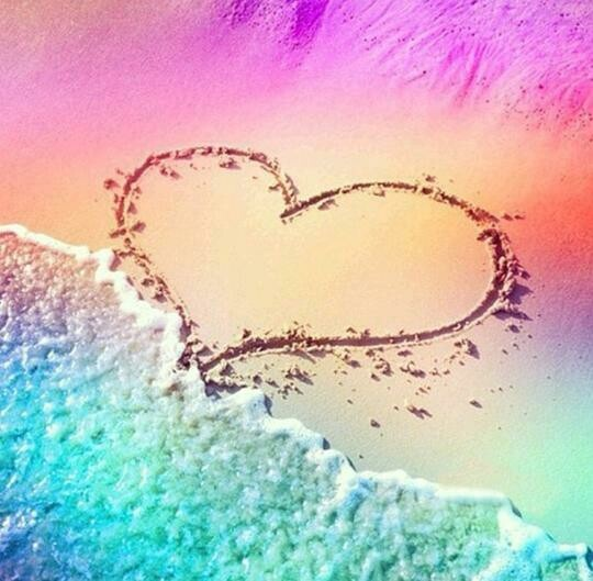 Love Heart In The Sand - Full Drill Diamond Painting - Specially ordered for you. Delivery is approximately 4 - 6 weeks.