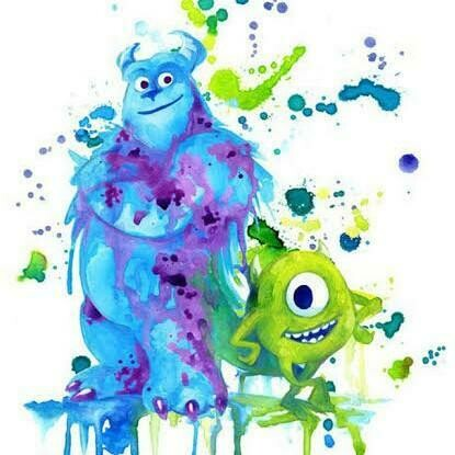 Monster Friends 5 - Full Drill Diamond Painting - Specially ordered for you. Delivery is approximately 4 - 6 weeks.