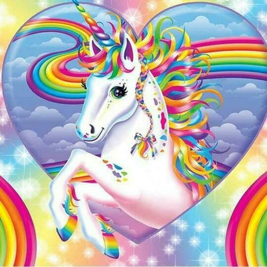 My Little Unicorn - Full Drill Diamond Painting - Specially ordered for you. Delivery is approximately 4 - 6 weeks.