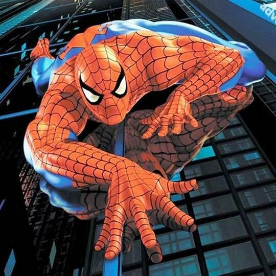 Spiderman - Full Drill Diamond Painting - Specially ordered for you. Delivery is approximately 4 - 6 weeks.