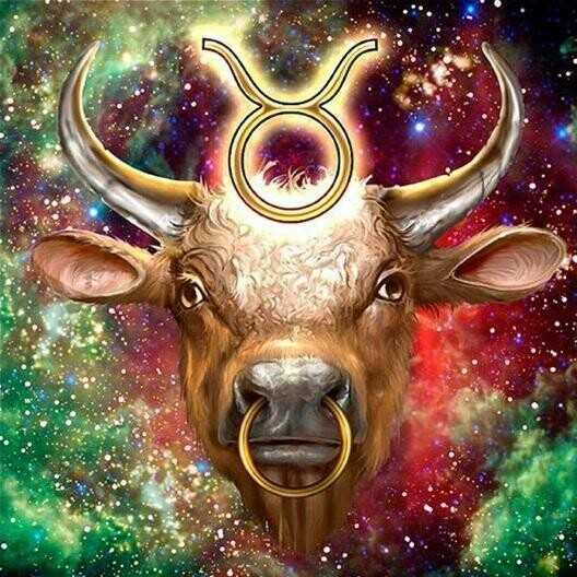 Taurus - Full Drill Diamond Painting - Specially ordered for you. Delivery is approximately 4 - 6 weeks.