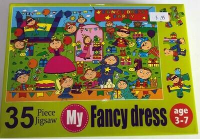 35 Piece Children's Jigsaw