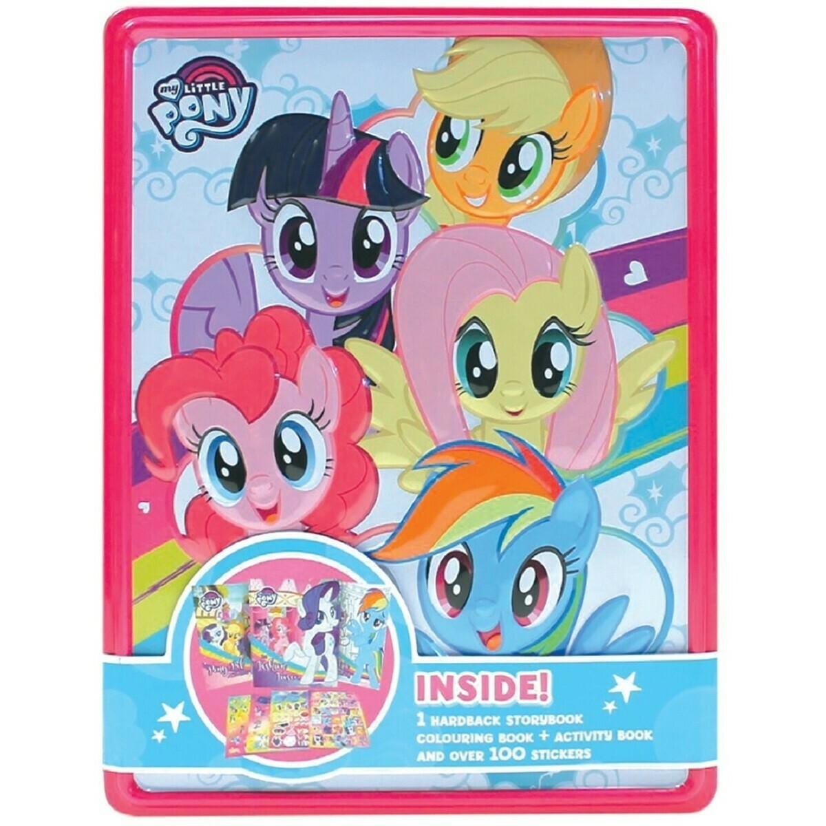 Happy Tin - My Little Pony
