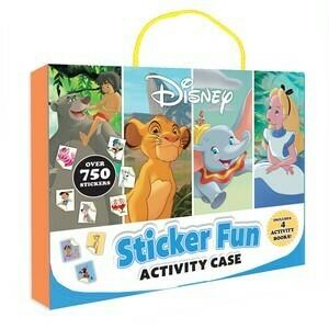 Disney Classic Sticker Activity Case