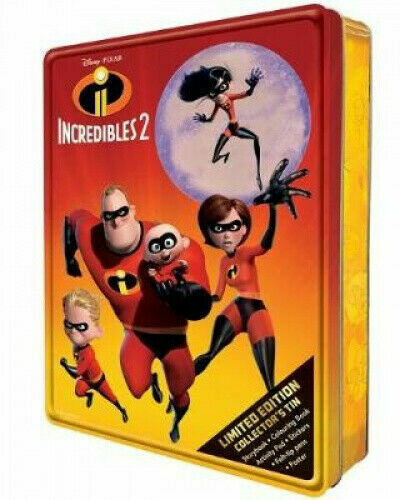 Incredibles 2 Happy Tin