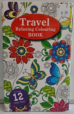 Travel Colouring Kit