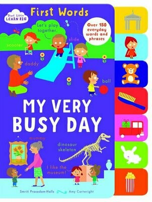 My Very Busy Day
