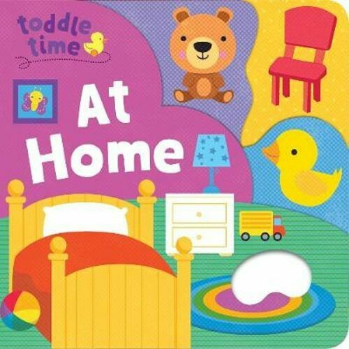 Toddle Time Little Grabbers - at Home