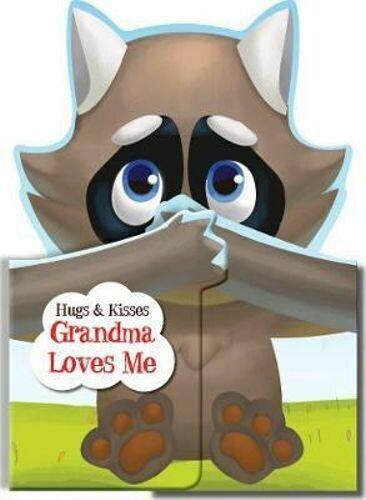 Hugs and Kisses Grandma Loves Me