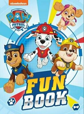 Paw Patrol Fun Book
