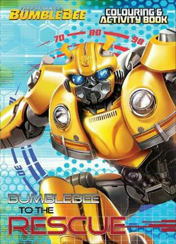 Bumblebee Colouring & Activity Book