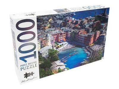 JIGSAW PUZZLE - VERNAZ - MINDBOG.1000 PCS- Jigsaw Size: 690mm x 546mm