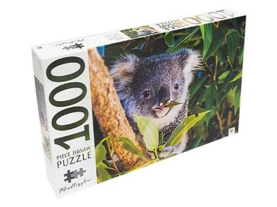 JIGSAW PUZZLE - KOALA - MINDBOG.1000 PCS- Jigsaw Size: 690mm x 546mm