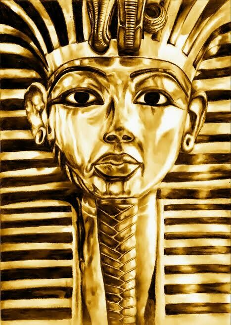 Egyptian 14 - Full Drill Diamond Painting - Specially ordered for you. Delivery is approximately 4 - 6 weeks.