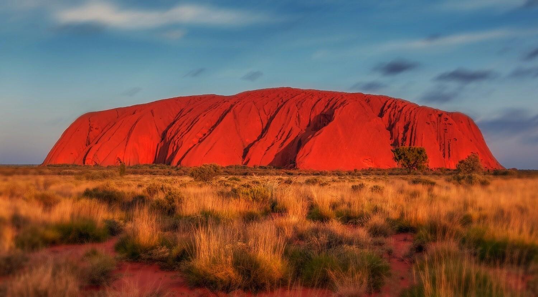 Uluru  - 60 x 90cm - Full Drill (Round) Diamond Painting Kit - Currently in stock