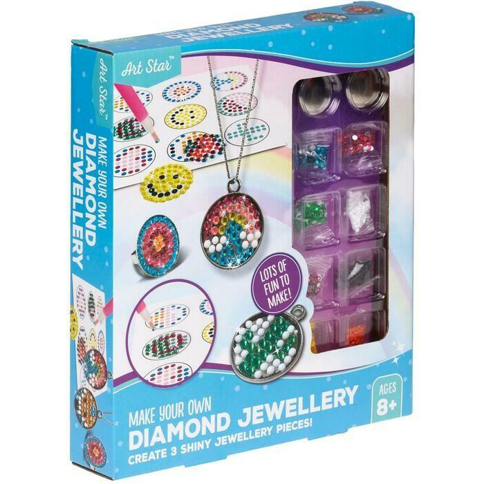 Art Star Diamond Jewelery