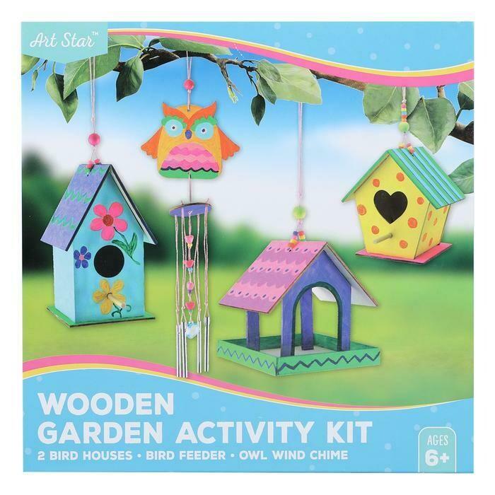 Art Star Wooden Garden Activity Kit