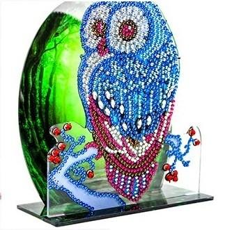 3D Acrylic Stand DIY Kit- Owl
