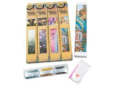 Krafters Korner Diamond Painting Kits - Partial Drill - 40 x 50cm - Set of  4