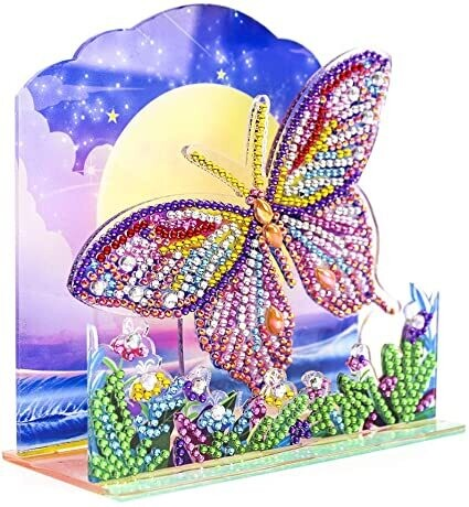 3D Acrylic Stand DIY Kit- BUTTERFLY