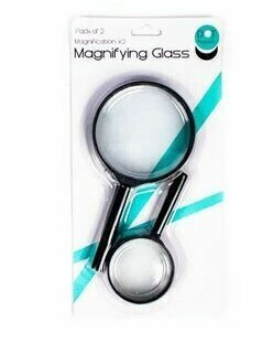 Magnifying Glass - 2 pack
