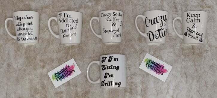 Diamond Painting Cups