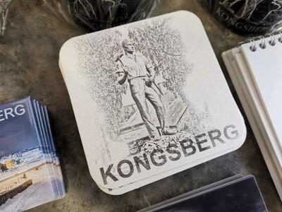 Øl brikke Kongsberg