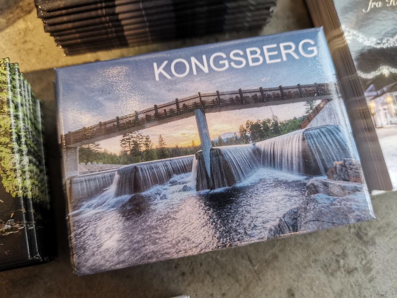 Magnet Kongsberg Saggrendadammen