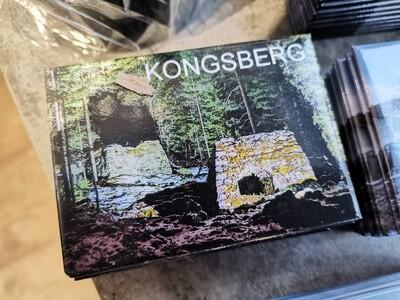 Magnet Kongsberg hjulstue