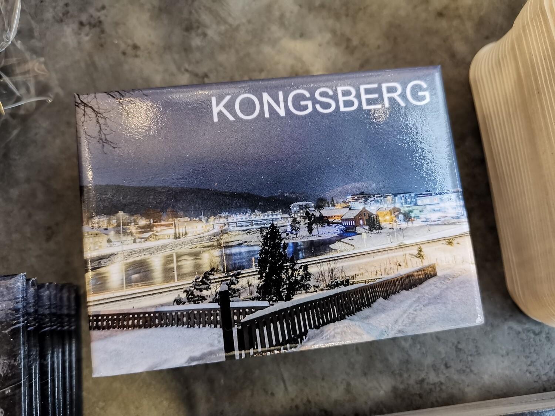Magnet Kongsberg Utsikt og elv