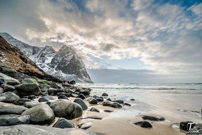 Drømmelandskap i Lofoten