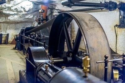 Maskinrom i Sølvgruvene