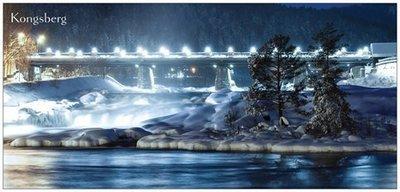 Panorama Postkort - Numedalslågen