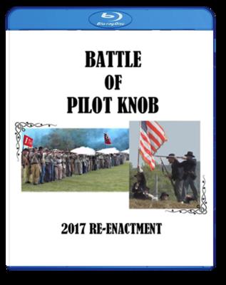 Blu-ray 2017 Battle of Pilot Knob Re-enactment