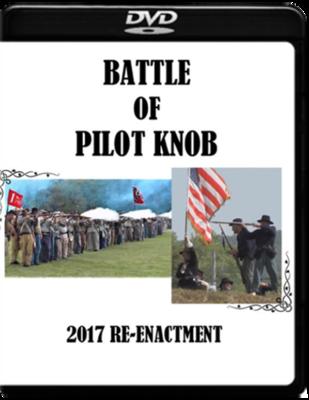 DVD 2017 Battle of Pilot Knob Re-enactment