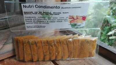 Nutricondimento (Sustituto del consome) (30 unidades)