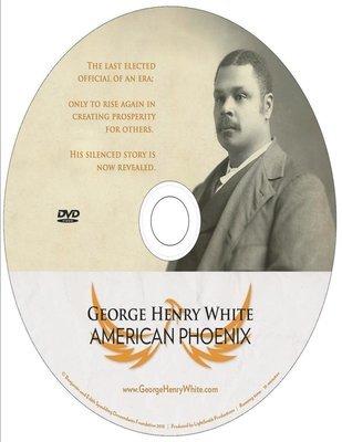 George Henry White American Phoenix DVD