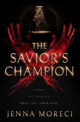 The Savior's Champion Hardback (Signed Edition)