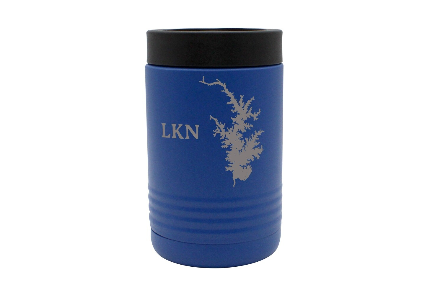Body of Water w/Location Name Personalized Insulated Beverage Holder