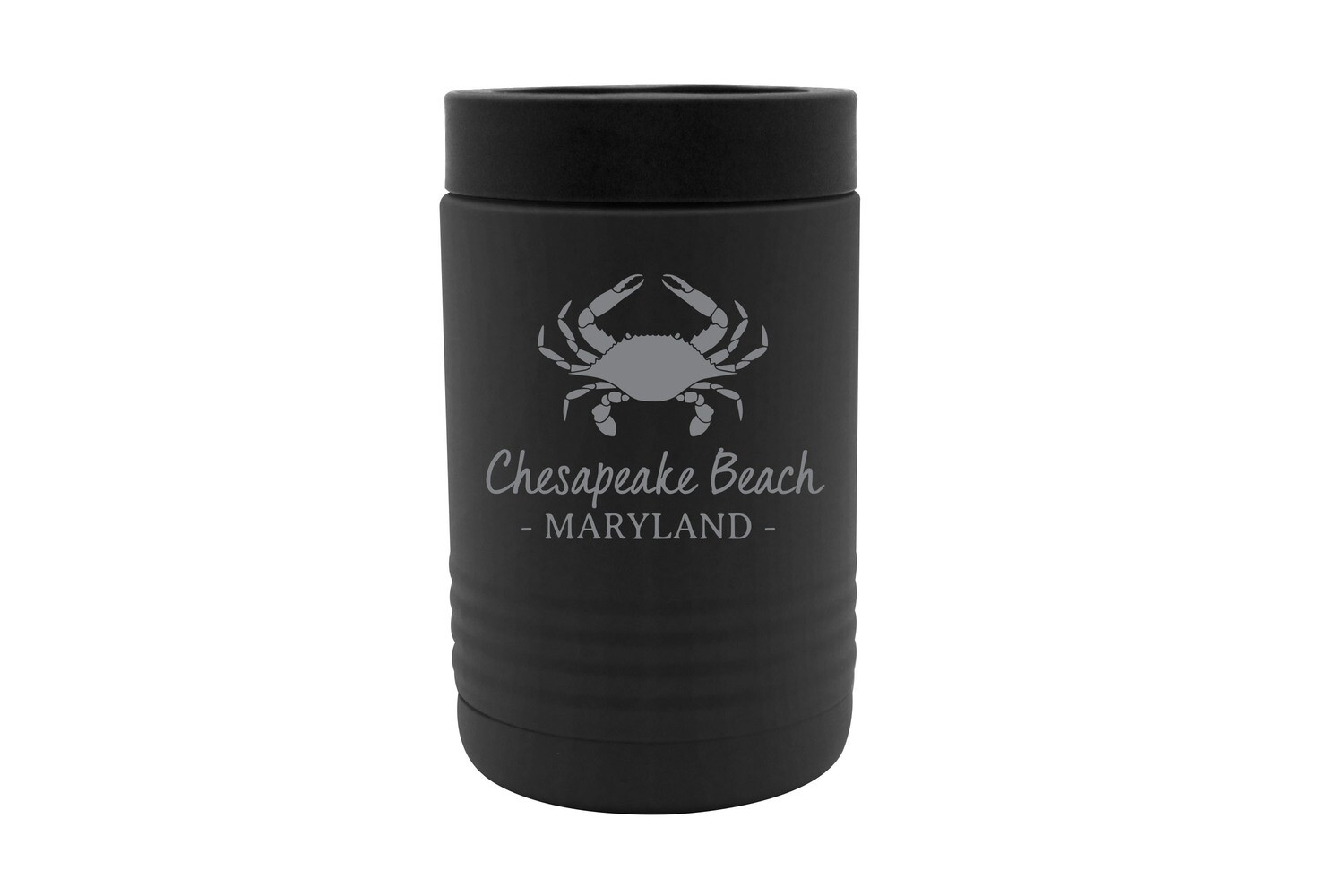 Crab & Customized Location Insulated Beverage Holder