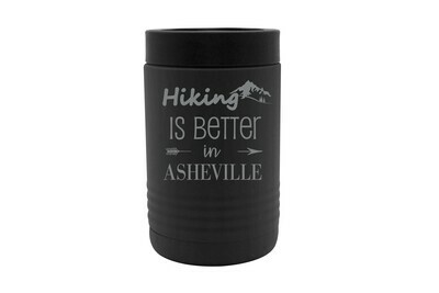 Hiking Customized with City/Location Insulated Beverage Holder