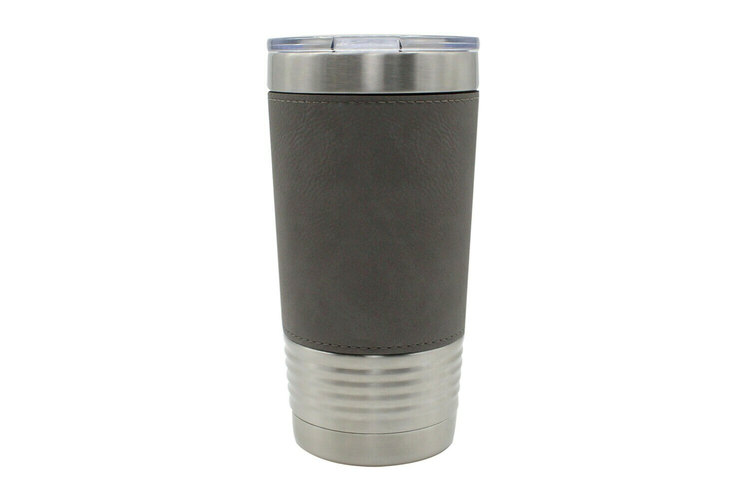 Custom Limited Edition Colors Leatherette 20 oz Insulated Tumbler