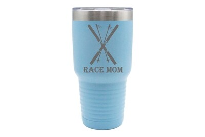 Race Mom Insulated Tumbler 30 oz