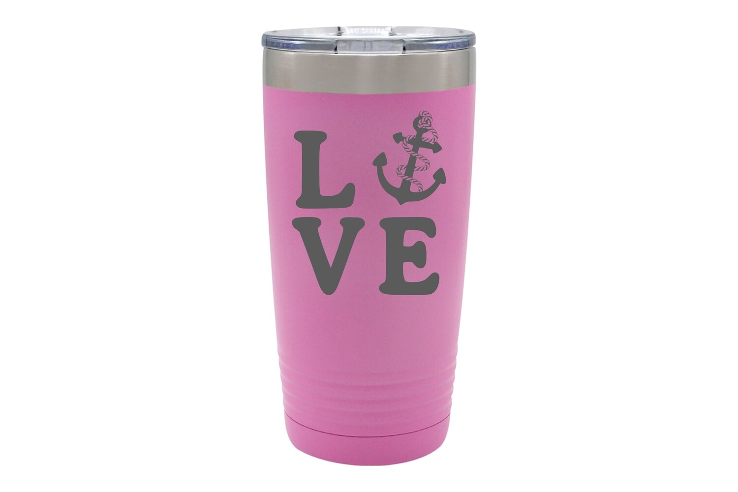 Love with Anchor Insulated Tumbler 20 oz
