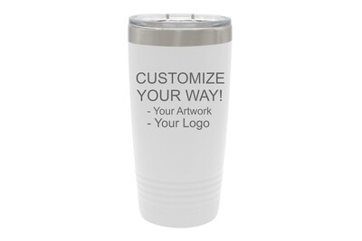 Customize Your Way - 20 oz Insulated Tumbler