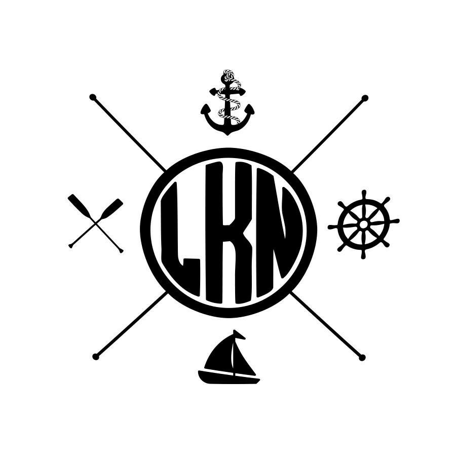 Custom Location with Nautical Themes Pilsner Tumbler 20 oz