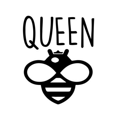 Queen Bee (With or Without Name) Insulated Tumbler 20 oz