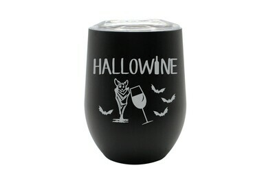 Hallowine - design #4 Insulated Tumbler