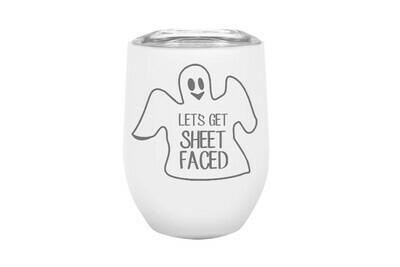 Let's get Sheet Faced Insulated Tumbler