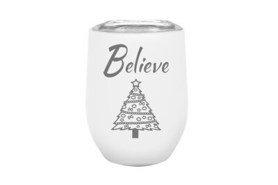 Believe Insulated Tumbler